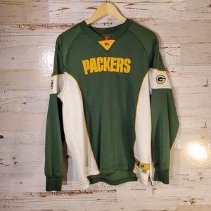 NFL Green Bay Packer sweatshirt